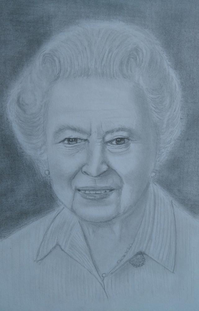 Elizabeth II by paulb